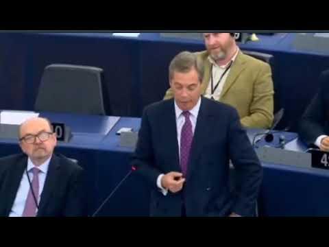 Nigel Farage sulla Rivoluzione Catalana!