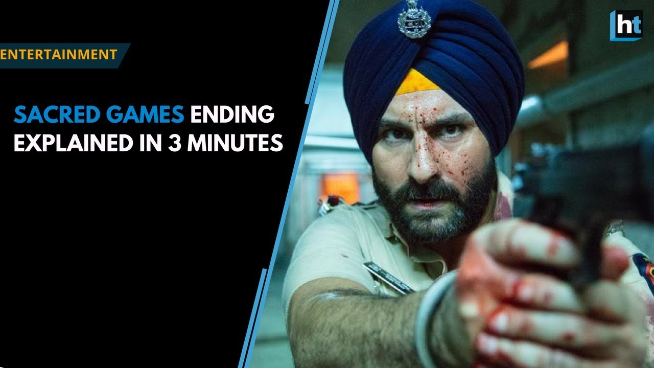 Sacred Games ending explained in 3 minutes