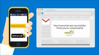 here is how to use your easypay mobile account on daraz