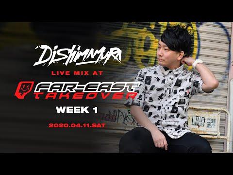 DJ Shimamura Live Mix At #FETOW1 2020.04.11.SAT