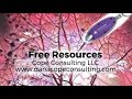 Free Educational Resources from Cope Consulting LLC