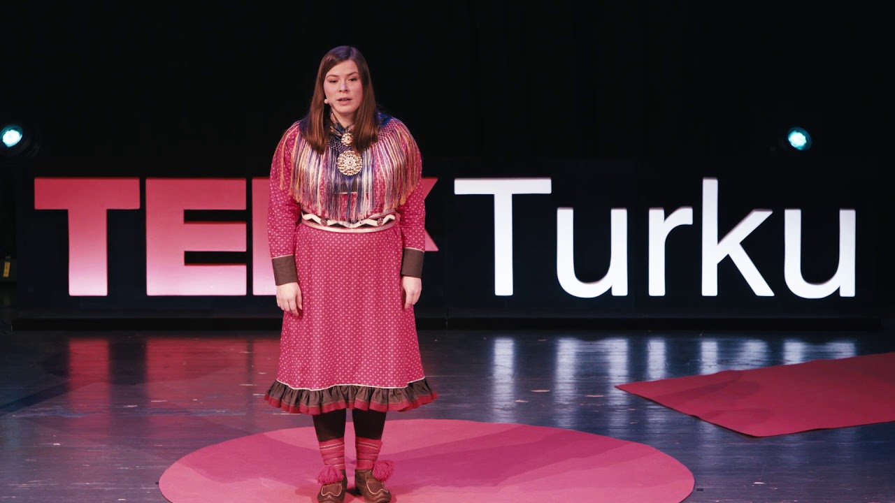Modern-Day Stereotypes of Indigenous People of Finland | Anni Koivisto | TEDxTurku
