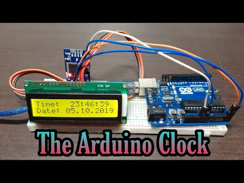 the-arduino-clock-||-arduino-projects-||-pr-robotics