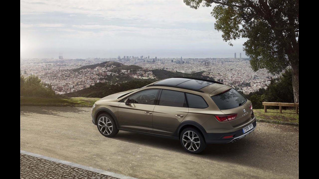 seat leon x perience 4x4 official video youtube. Black Bedroom Furniture Sets. Home Design Ideas