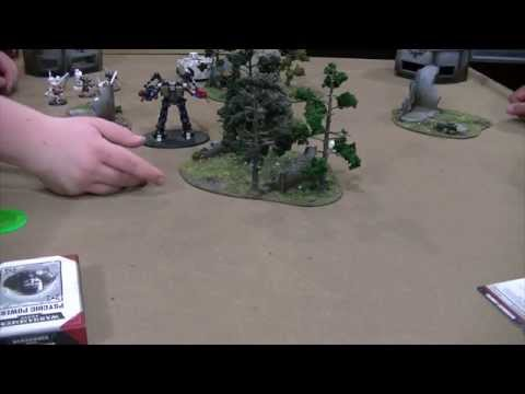 TBMC - Learning Warhammer 40k - Episode 3