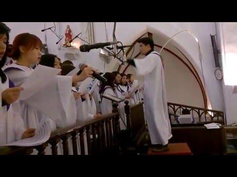 Emmanuel Choir 2016 - Bless The Lord, My Soul
