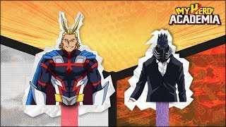 All Might's Backstory! - My Hero Academia All Might Rising Manga Breakdown & Discussion