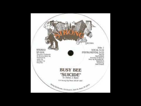 Busy Bee Suicide
