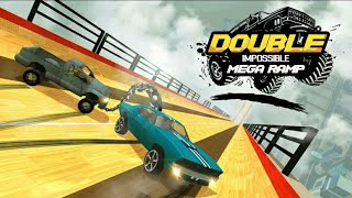 Double Impossible Mega Ramp 3D - by MTS Free Games   Android Gameplay  