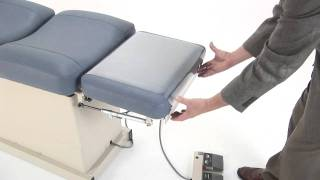 Ha90p Podiatry Chair / Medical Tables By Hill Laboratories