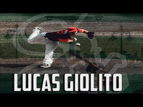 Lucas Giolito Rookie Highlights | Chicago White Sox RHP