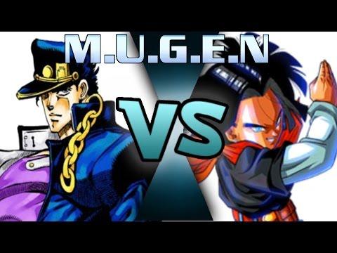 Full Download] Mugen Battle 415 Kenshiro Vs Jotaro Kujo