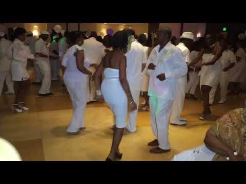 Florida Steppers International, Inc. MAIN EVENT 8/18/18. Dancers are LeRosa & David.