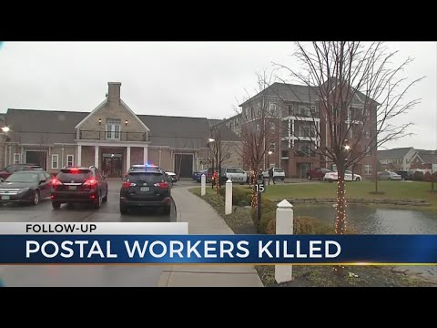 911 calls released after naked Dublin postal worker allegedly kills boss, coworker