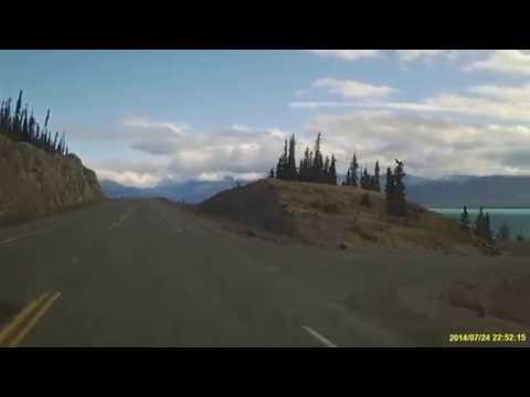 7-20-15 - Day 83 - Drive From Kluane To Haines Junction - Yukon