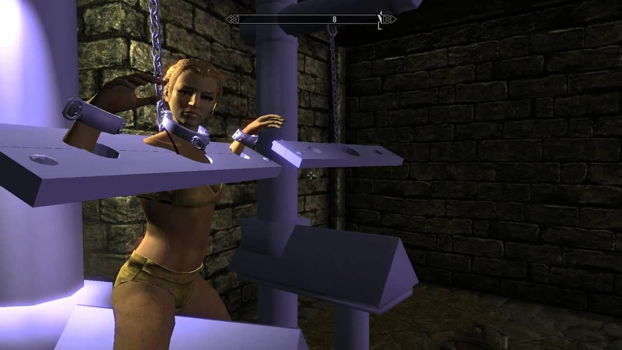 скайрим секс мод голые девушки торрент