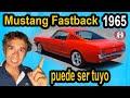 Mustang Fastback 1965 El Icono De Ford