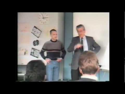 Bob de Moor from Studios Hergé in Germany Part 1