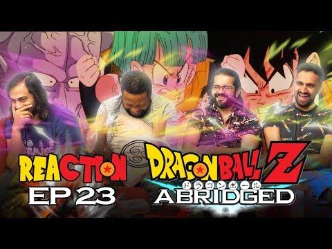 Dragon Ball Z Abridged - Episode 23 - Group Reaction