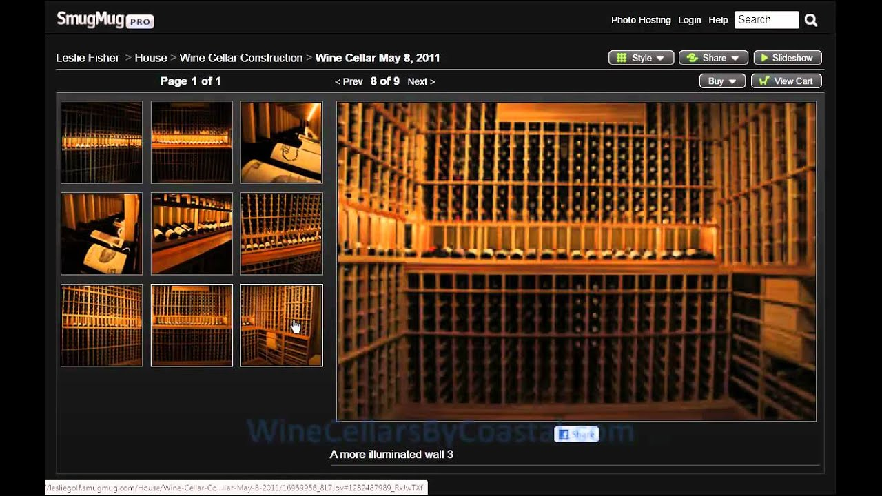 Custom Wine Cellars Orange County California Geek