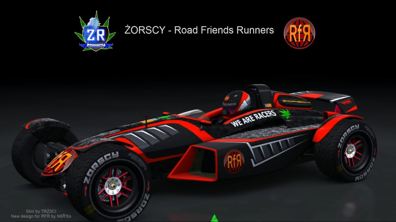Zorscy Stadium Rfr Car Trackmania Nations Youtube