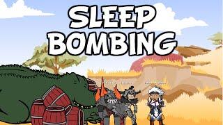MH4 HSA: Sleep bombing