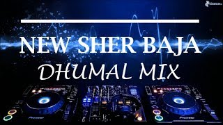 new tiger dance sher baja taal dhumal mix