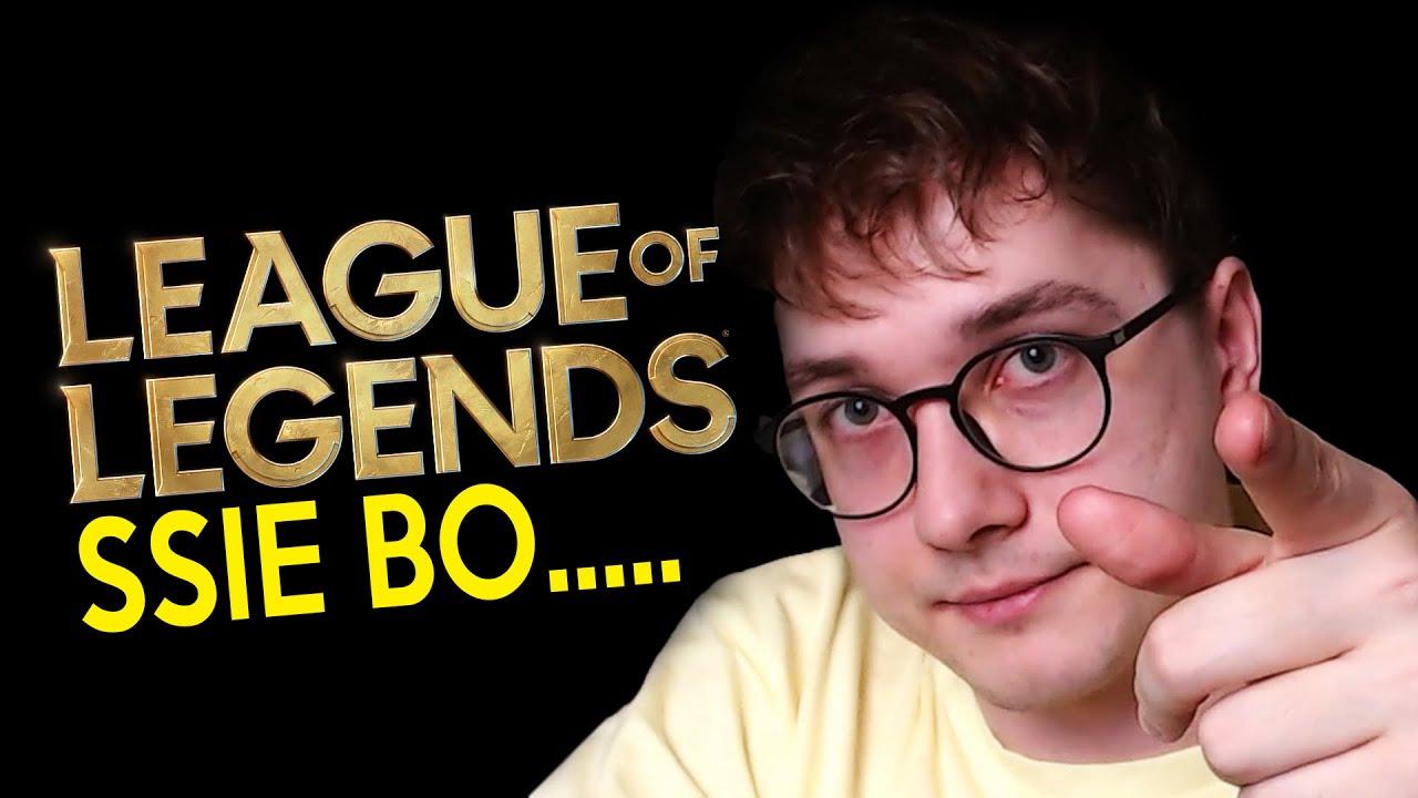 League of Legends ma PROBLEM