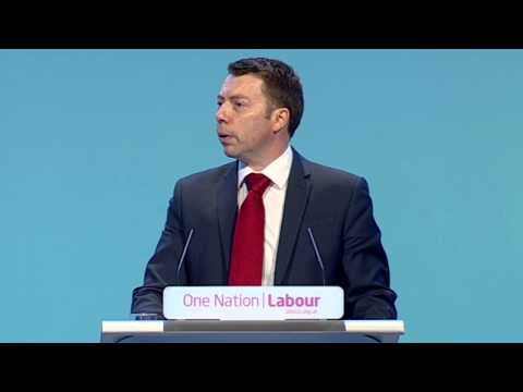 Iain McNicol's speech to Labour Party Annual Conference 2013