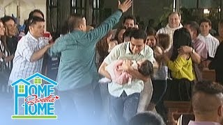 Home Sweetie Home: Baptismal Superstitions