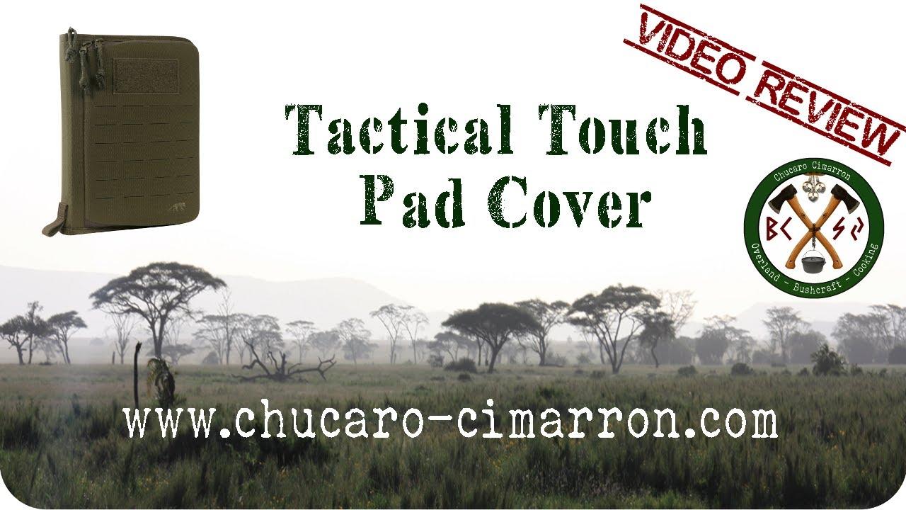 Funda para iPad Tasmanian Tiger TT Tactical