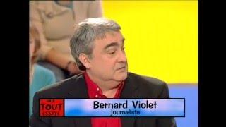 """Eugène Saccomano, Catherine Frot, André Dussolier, """"Mylène Farmer"""" - On a tout essayé - 07/04/2005"""