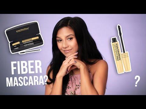 SNB Fiber Mascara Review & Demo
