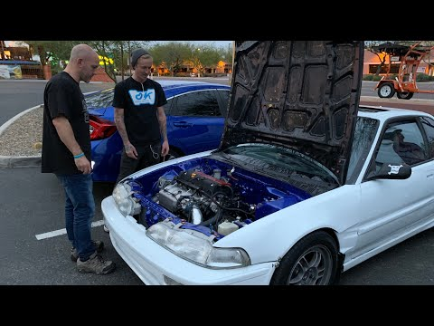 What Does HondaPro Jason Think Of My DA9 INTEGRA?