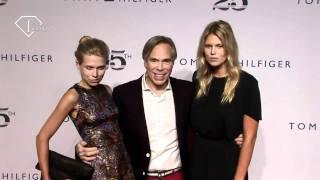 fashiontv | FTV.com - TOMMY HILFIGER 25th ANNIVERSARY NEW-YORK (Andre Douglas)