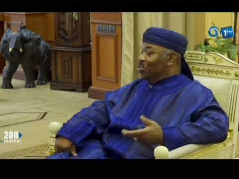 RTG / Rencontre entre lePrésident de la république, Ali BongoOndimba etle premier ministre