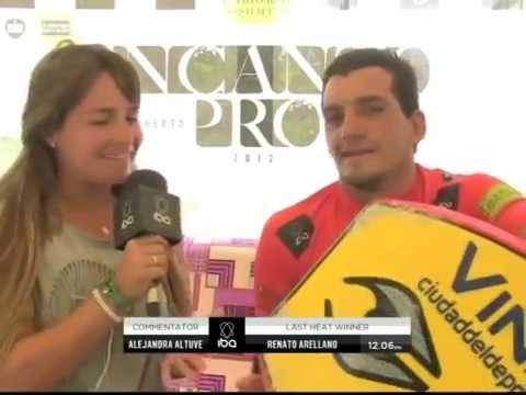 Entrevista Renato Arellano, The Encanto Pro, Puerto Rico.