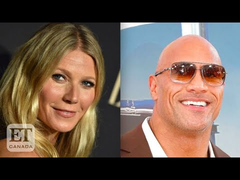 Dwayne Johnson Weighs In On Gwyneth Paltrow's Vagina-Scented Candle