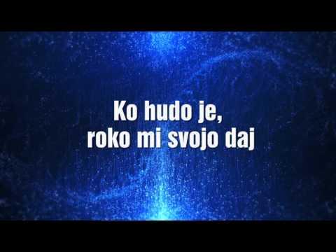 Ula Ložar - Nisi sam / Your Light (Original Karaoke Lyrics) [HD]