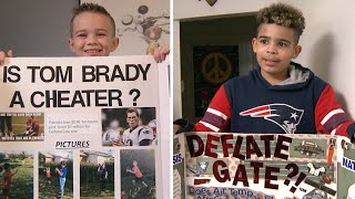 Is Tom Brady a Cheater? Kids' Science Projects Conflict