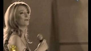 "LAURA STOICA, the most beautiful Romanian show-lady - ""FOCUL"" (Cerbul de Aur 2003)"