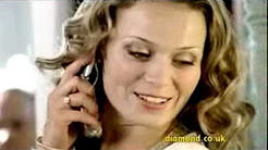 Diamond Car Insurance Salon advertisement featuring Diamonds Are a Girls Best Friend