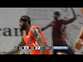 JaKarr Sampson throws it down vs. the Vipers