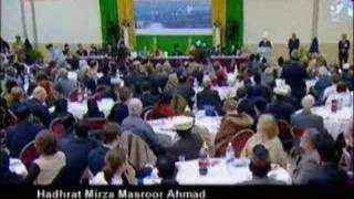 Response to Fitna Movie: Islam Ahmadiyya Conference Part 6/8