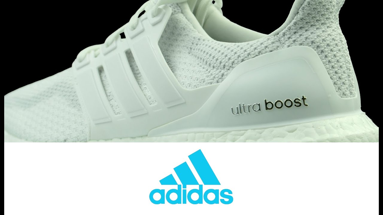 promo code 09d2f 59a8f adidas Ultra Boost  Triple White . WearTesters