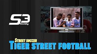 S3 Event Vol.11 / S3 Street Soccer Team live on ESPN 8July2012 5PM