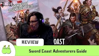Sword Coast Adventurers Guide Review