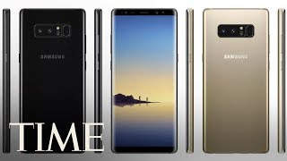Samsung Releases Galaxy Note 8: Watch The Announcement From Samsung Unpacked New York | TIME