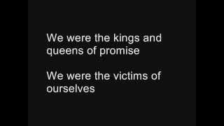 Kings and Queens 30 seconds to mars karaoke