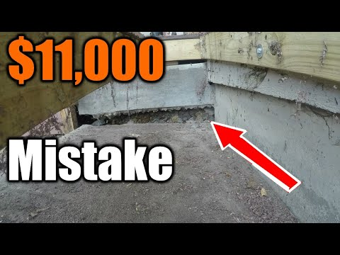 Home Owners Make $11,000 Mistake | Major Damage To Their Home | THE HANDYMAN |